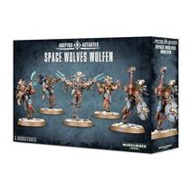 Warhammer 40,000 Imperium Adeptus Astartes Space Wolves: Wulfen