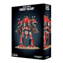 Warhammer 40,000 Imperium Imperial Knights: Knight Valiant