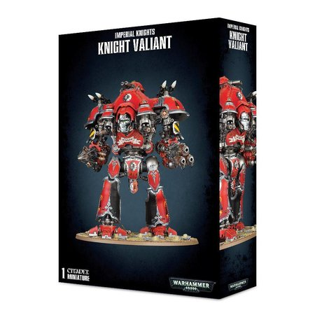 Games Workshop Warhammer 40,000 Imperium Imperial Knights: Knight Valiant