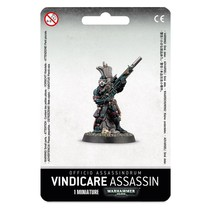 Warhammer 40,000 Imperium Officio Assassinorum: Vindicare Assassin