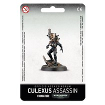 Warhammer 40,000 Imperium Officio Assassinorum: Culexus Assassin