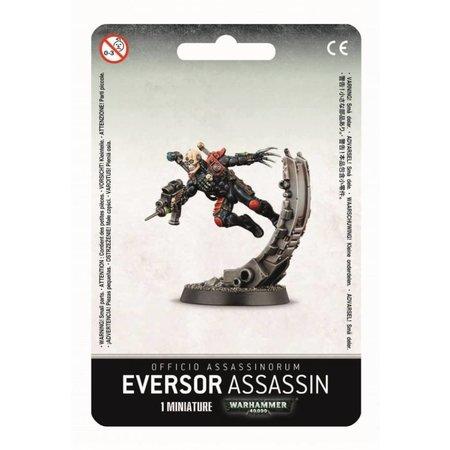 Games Workshop Warhammer 40,000 Imperium Officio Assassinorum: Eversor Assassin