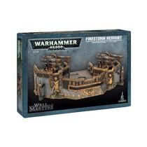 Warhammer 40,000 Terrain: Wall of Martyrs - Firestorm Redoubt