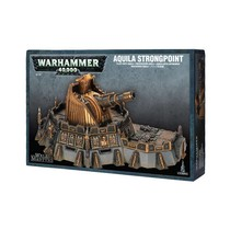 Warhammer 40,000 Terrain: Wall of Martyrs - Aquilla Strong Point