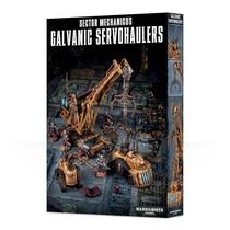 Warhammer 40,000 Terrain: Sector Mechanicus - Galvanic Servohaulers