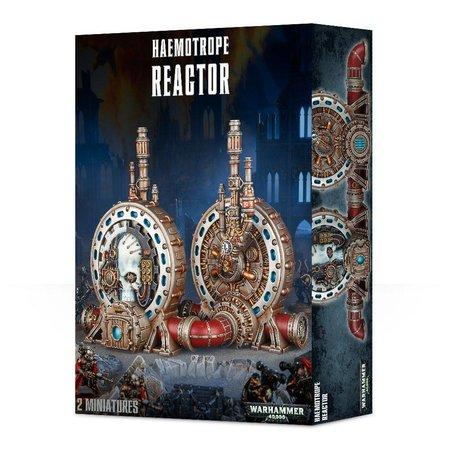 Games Workshop Warhammer 40,000 Terrain: Haemotrope Reactor
