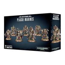 Warhammer 40,000 Chaos Heretic Astartes Death Guard: Plague Marines