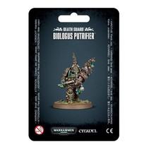 Warhammer 40,000 Chaos Heretic Astartes Death Guard: Biologus Putrifier