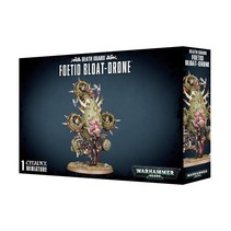 Warhammer 40,000 Chaos Heretic Astartes Death Guard: Foetid Bloat-Drone