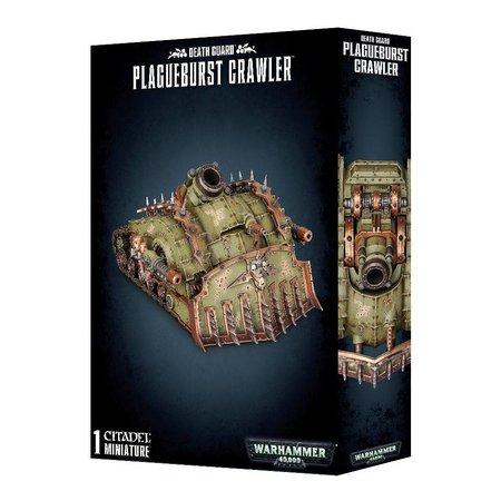 Games Workshop Warhammer 40,000 Chaos Heretic Astartes Death Guard: Plagueburst Crawler
