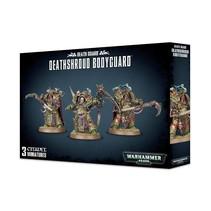 Warhammer 40,000 Chaos Heretic Astartes Death Guard: Deathshroud Bodyguard