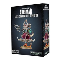 Warhammer 40,000 Chaos Heretic Astartes Thousand Sons: Ahriman