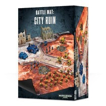Warhammer 40,000 Battlemat: City Ruin