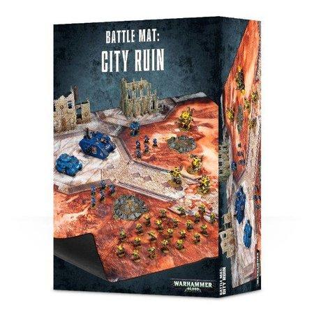 Games Workshop Warhammer 40,000 Battlemat: City Ruin