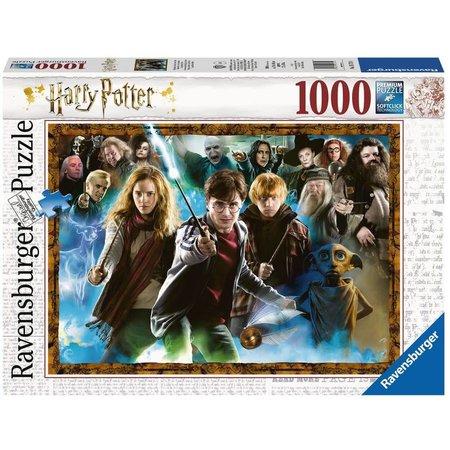 Ravensburger De Tovenaarsleerling Harry Potter (1000)