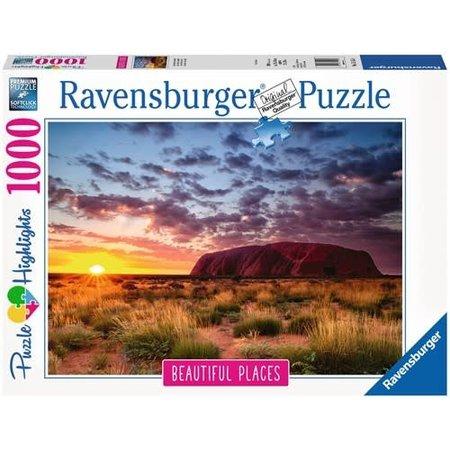 Ravensburger Ayers Rock, Australië (1000) UC
