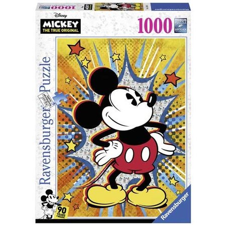 Ravensburger Retro Mickey (1000)