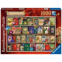 The Christmas Library (1000)
