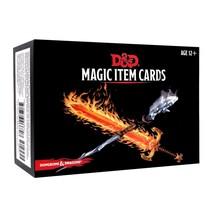 D&D 5th Edition Spellbook Cards: Magic Item Cards