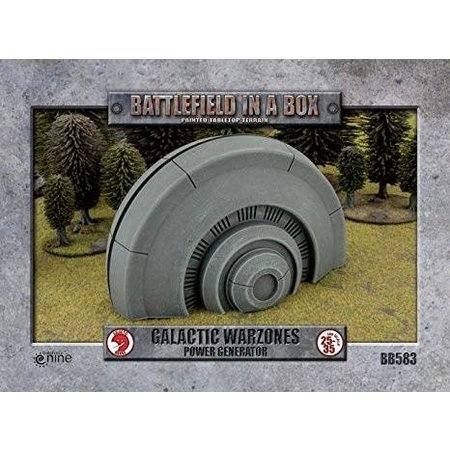 Battlefront Galactic Warzones: Power Generator