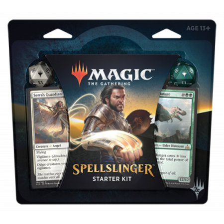 Wizards of the Coast Magic: the Gathering Spellslinger Starter Kit
