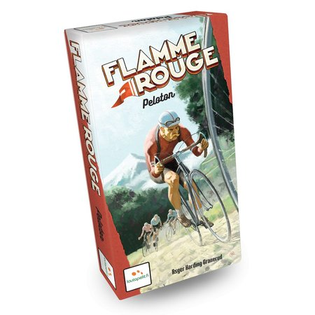 Lautapelit Flamme Rouge: Peloton