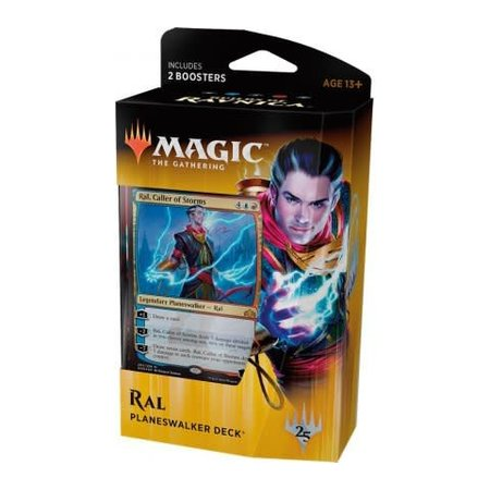 Wizards of the Coast Magic: the Gathering Guilds of Ravnica Caller of Storms Deck (RU, Ral)