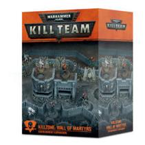 Warhammer 40.000 Kill Team: Killzone Wall of Martyrs