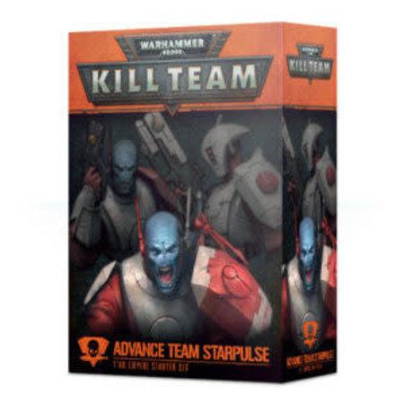 Games Workshop Warhammer 40.000 Kill Team: Advance Team Starpulse