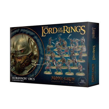 Games Workshop Lotr: Morannon Orcs (24)