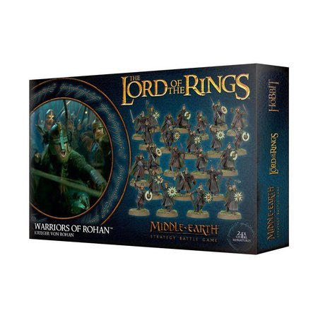 Games Workshop Lotr: Warriors of Rohan (24)