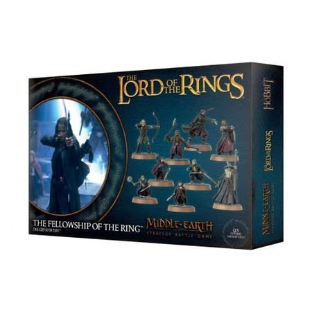 Games Workshop Lotr: The Fellowship of the Ring