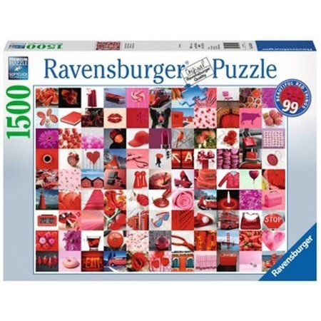 Ravensburger 99 Beautiful red things (1500)