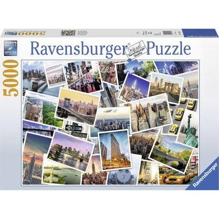 Ravensburger New York- de stad die nooit slaapt (5000)