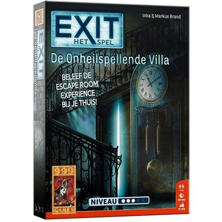999-Games Exit - De Onheilspellende Villa