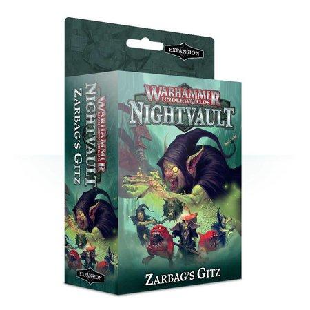 Games Workshop Warhammer Underworlds: Zarbag's Gitz