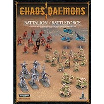 Daemons of Chaos: Chaos Daemons Battalion/Battleforce