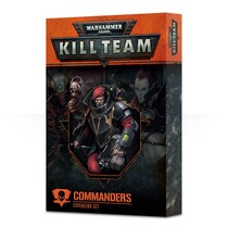 Warhammer 40.000 Kill Team: Commanders