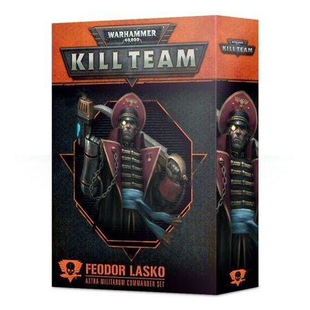 Games Workshop Warhammer 40.000 Kill Team: Feodor Lasko