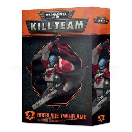 Games Workshop Warhammer 40.000 Kill Team: Fireblade Twinflame