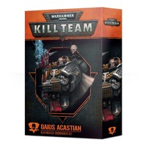 Warhammer 40.000 Kill Team: Gaius Acastian