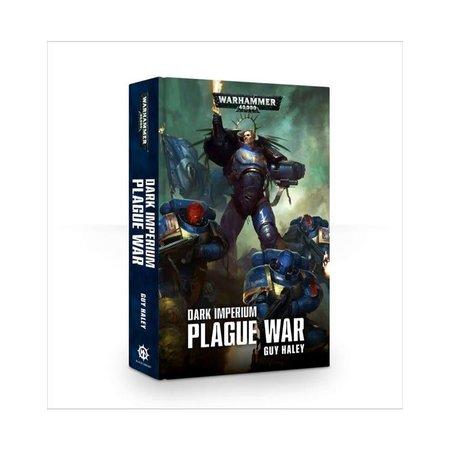 Black Library Dark Imperium Plague War novel (HC)