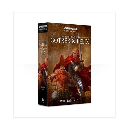 Black Library Gotrek & Felix: The First Omnibus