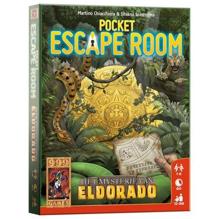 999-Games Pocket Escape Room Het mysterie van Eldorado