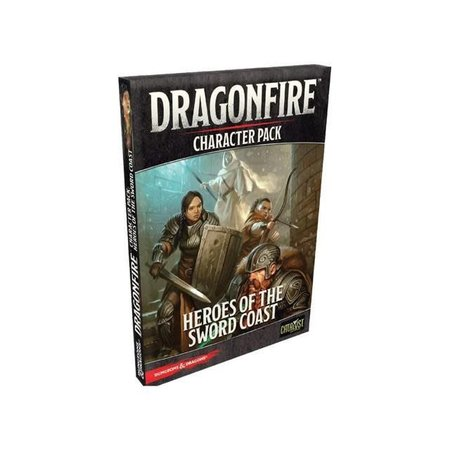 catalyst game labs Dungeons & Dragons: Dragonfire Heroes of the Sword Coast