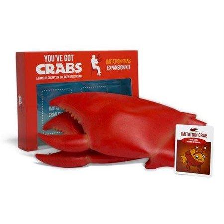 Exploding Kittens You've Got Crabs Expansion (Eng)