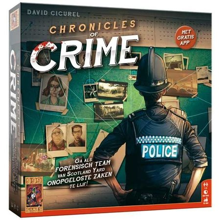 999-Games Chronicles of Crime
