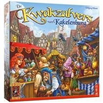 Kwakzalvers van Kakelenburg