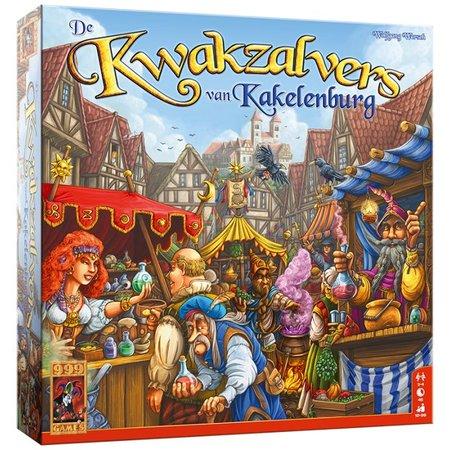 999-Games Kwakzalvers van Kakelenburg