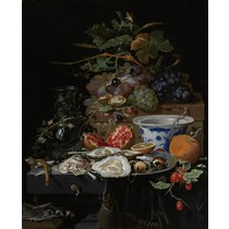 Rijksmuseuem: Oesters (1000)